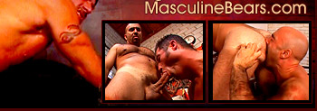 Hot heavy men deliver the best bear sex action ever at MasculineBears.com!